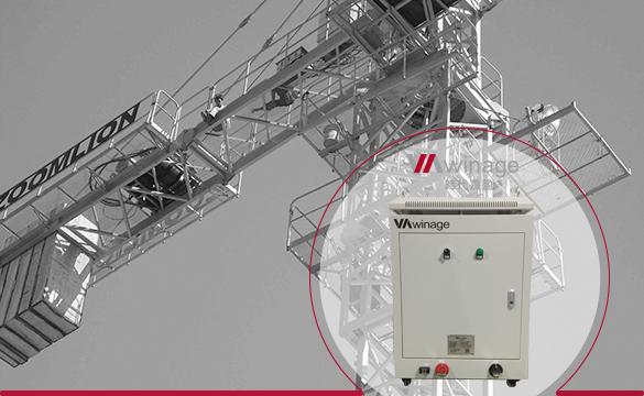 塔吊制动电阻柜