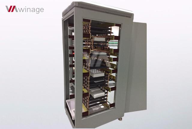 高频通信无感电阻柜