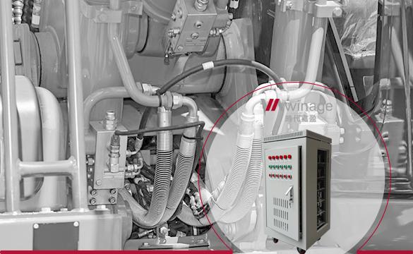 高频焊机测试无感电阻柜