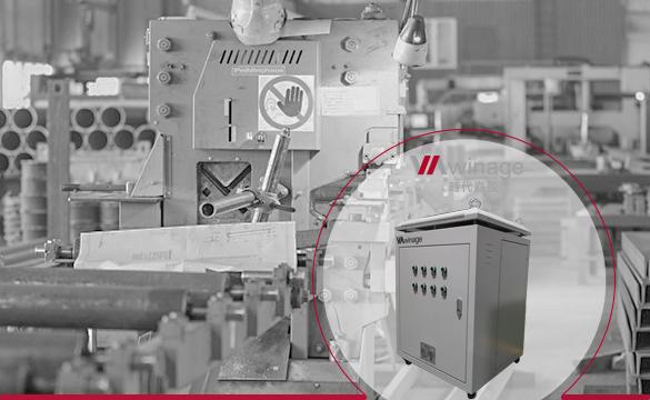 高频炉限流无感电阻柜