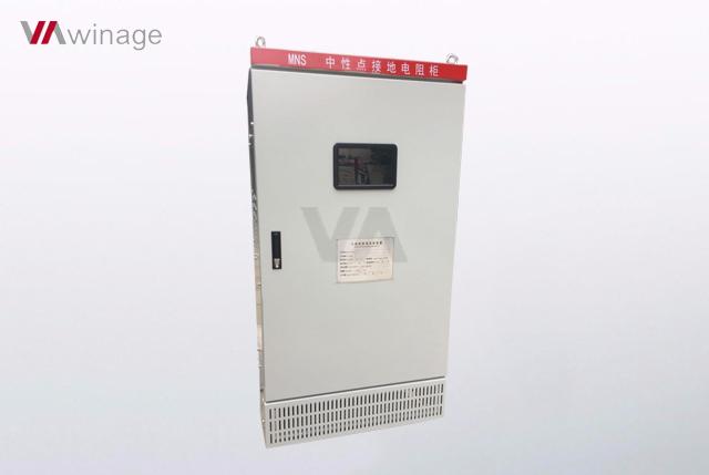 干式变压器高压接地电阻箱