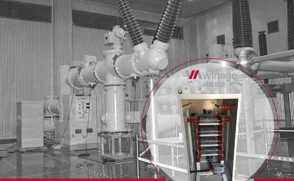 高压试验测试电阻箱