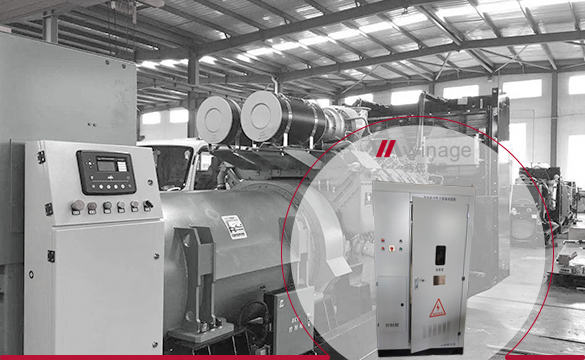高压发电机机组测试电阻箱