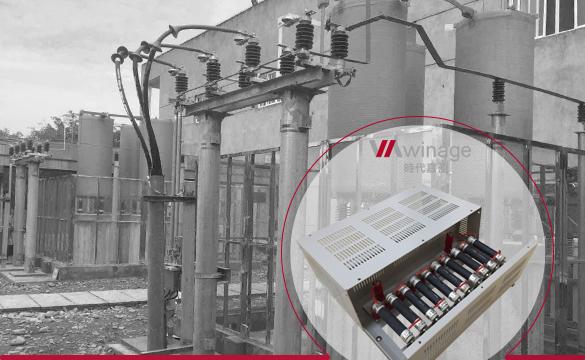 高压电容放电电阻箱