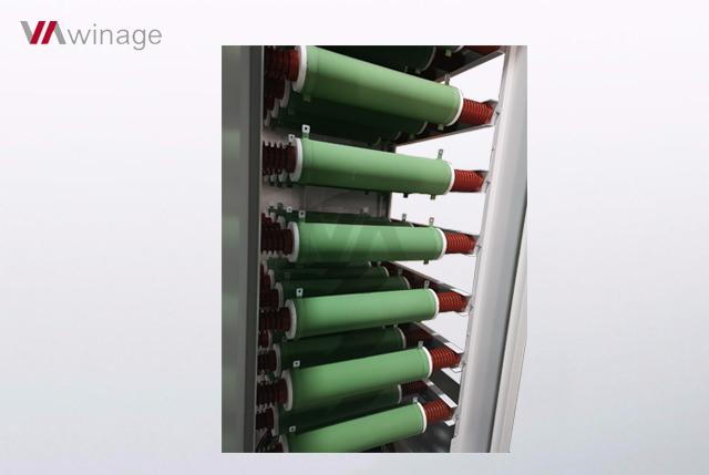 高压直流输电测试电阻箱
