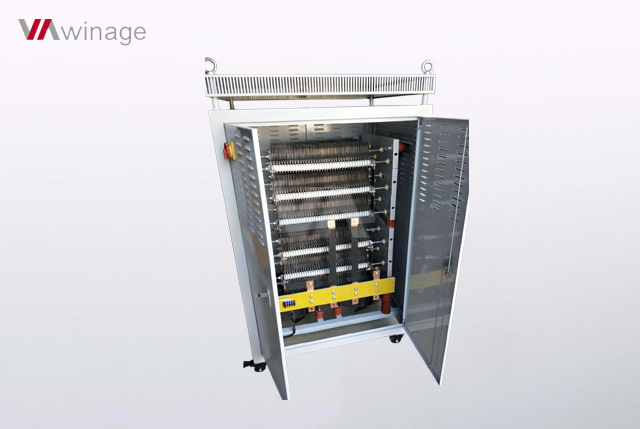 高压电机制动电阻箱