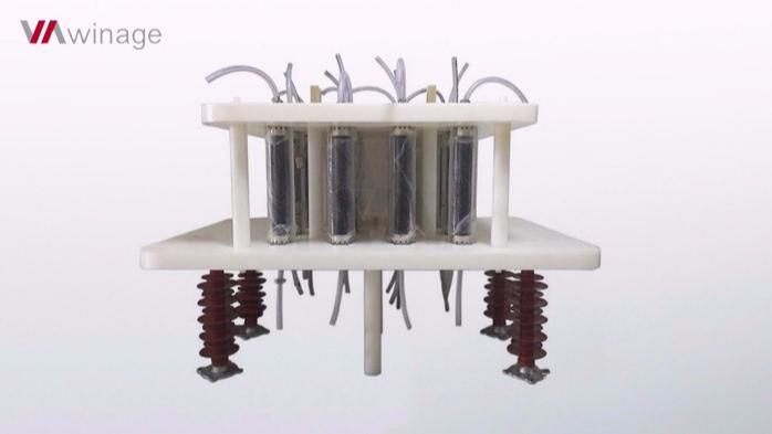 高压电阻箱