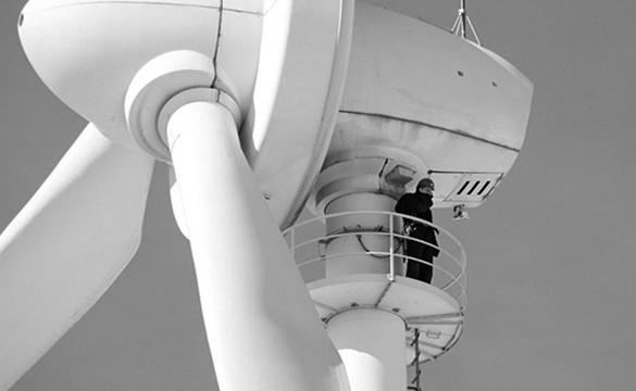 风力发电机测试