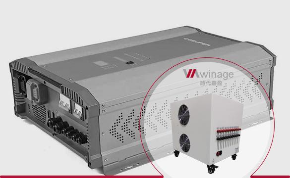 大功率逆变器电源负载测试