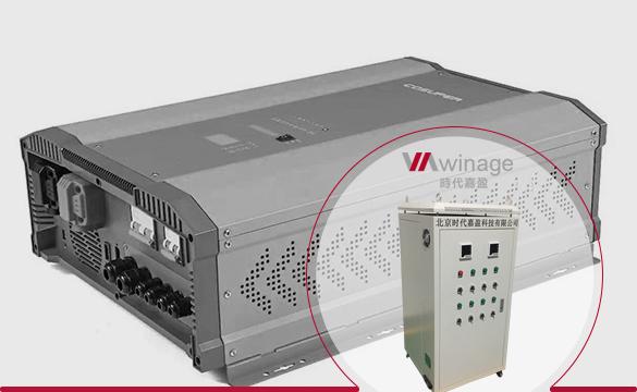 大功率逆变器电源测试电阻箱