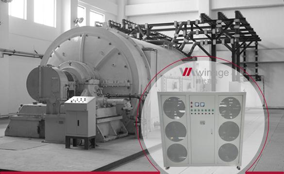 高压发电机组智能测试负载电阻柜