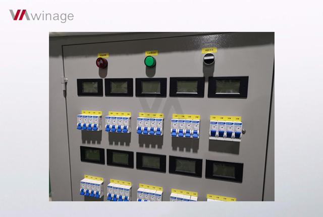 可调负载电阻箱