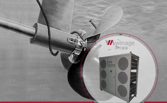 船舶电力推进测试大功率电阻柜