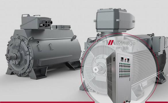 大功率高压电机调速电阻柜