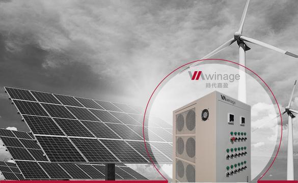 太阳能光伏并网发电大功率电阻柜