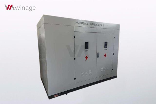 10kv柴油发电机组接地电阻柜