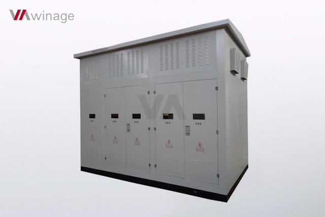 高压柴油发电机组接地电阻柜