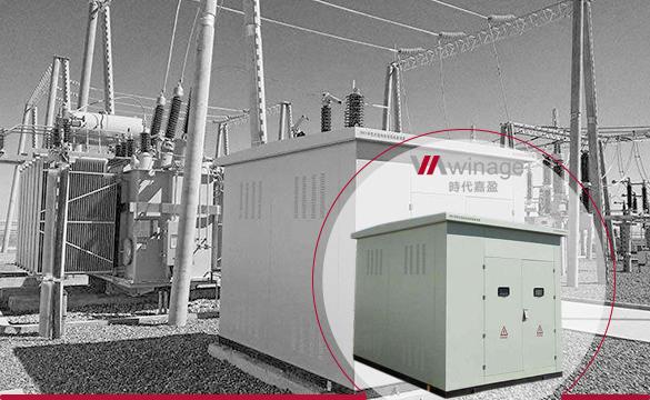 高压发电机中性点接地电阻柜
