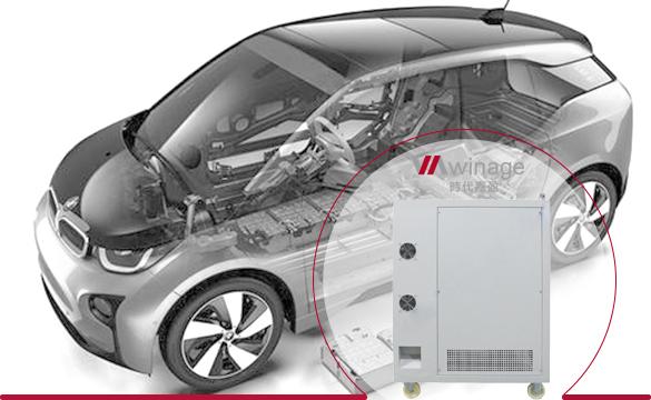 电动车蓄电池电源负载测试