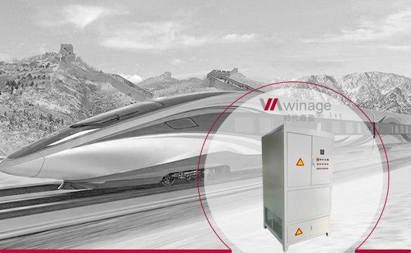 轨道交通直流电源负载测试
