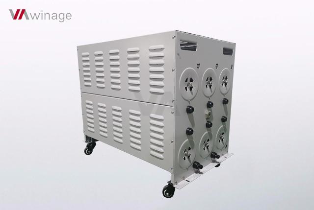 交流可调电阻箱