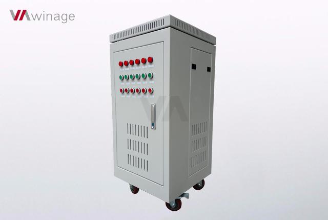 可调无感电阻箱