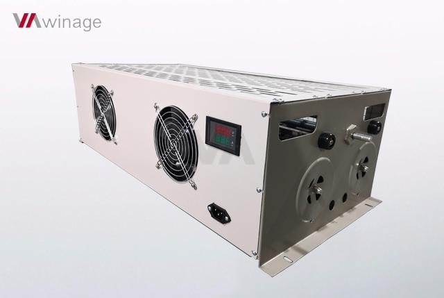 可调数显电阻箱