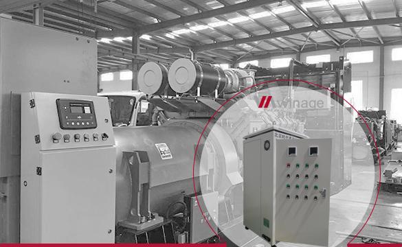 柴油发电机直流可调电阻箱