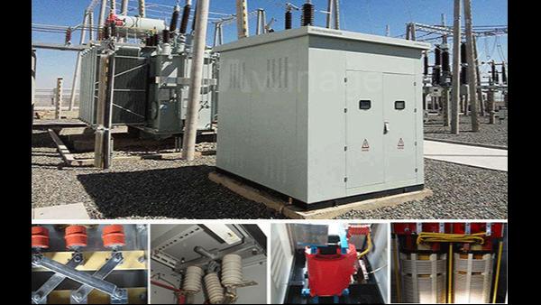 时代嘉盈电阻柜的结构及工作条件