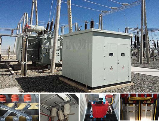 发电机电阻柜